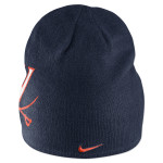 UVA Motto Reversible Knit Beanie