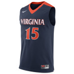 UVA Basketball NIKE ELITE College Replica Jersey