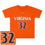 UVA Basketball #32 Youth Replica Jersey T-shirt