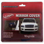 UVA Fan Mirror Cover - Small