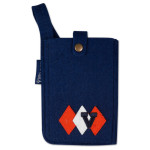 UVA Felt Smart Phone Holder
