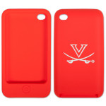 UVA iPod Touch 4th Gen. Silicone Case
