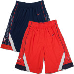 UVA Basketball Replica Shorts
