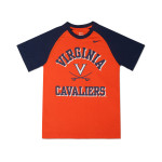 UVA Youth Raglan T-shirt