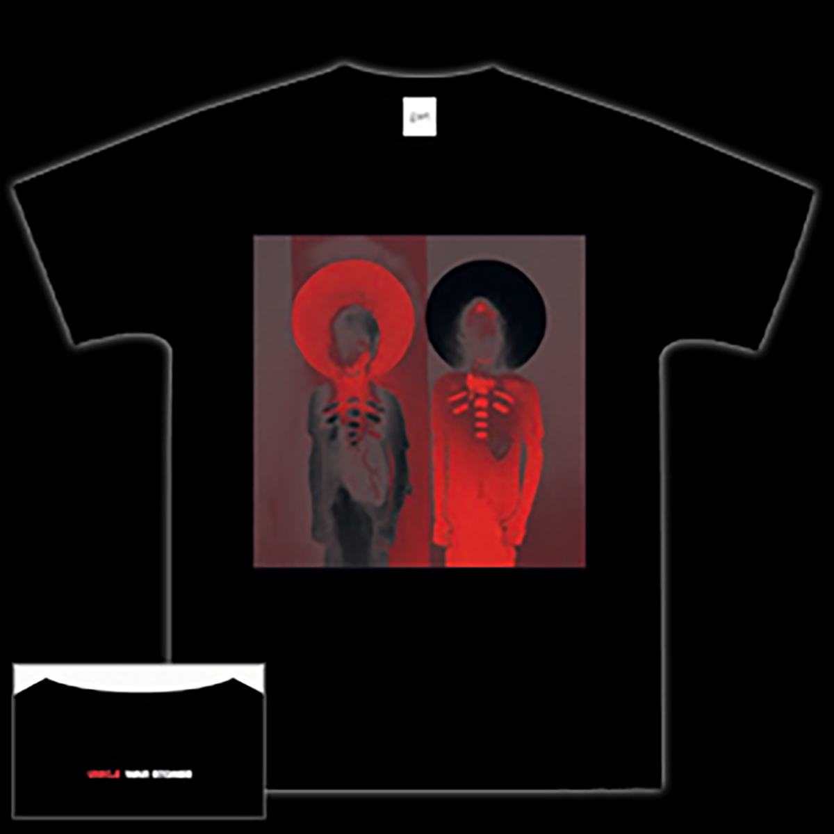 UNKLE War Stories Cover T-Shirt