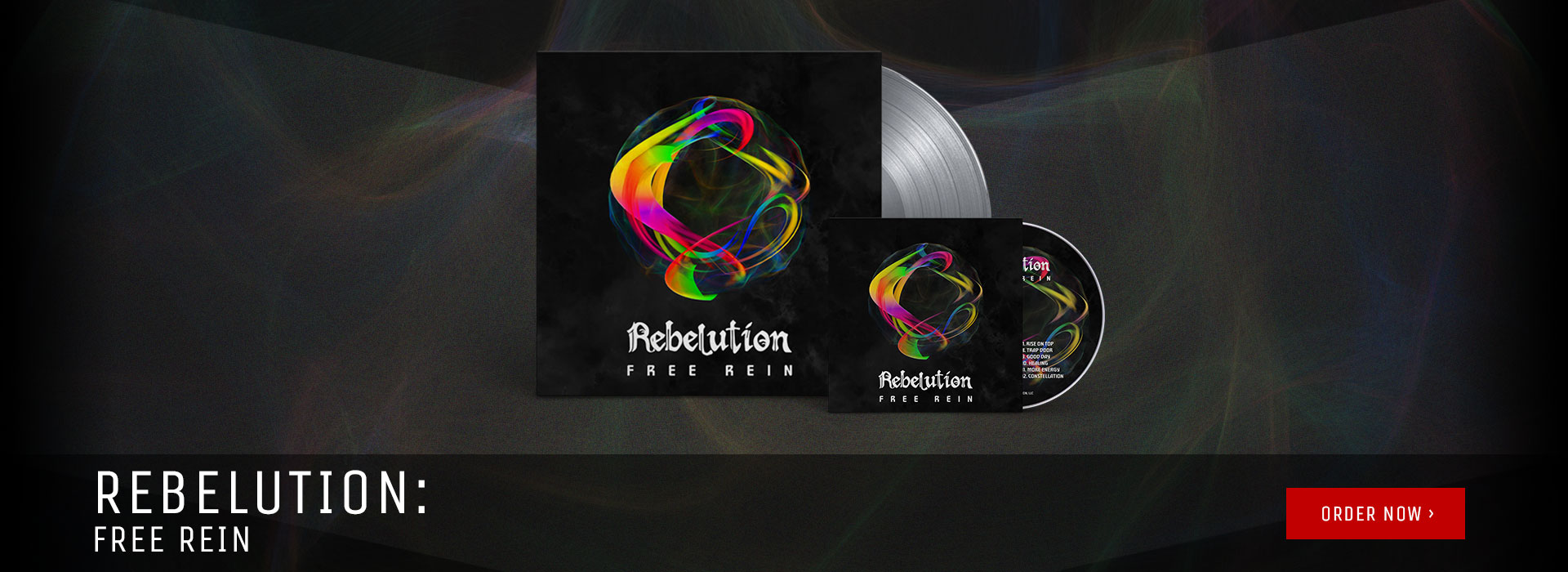 Rebelution - Free Rein: Now Available