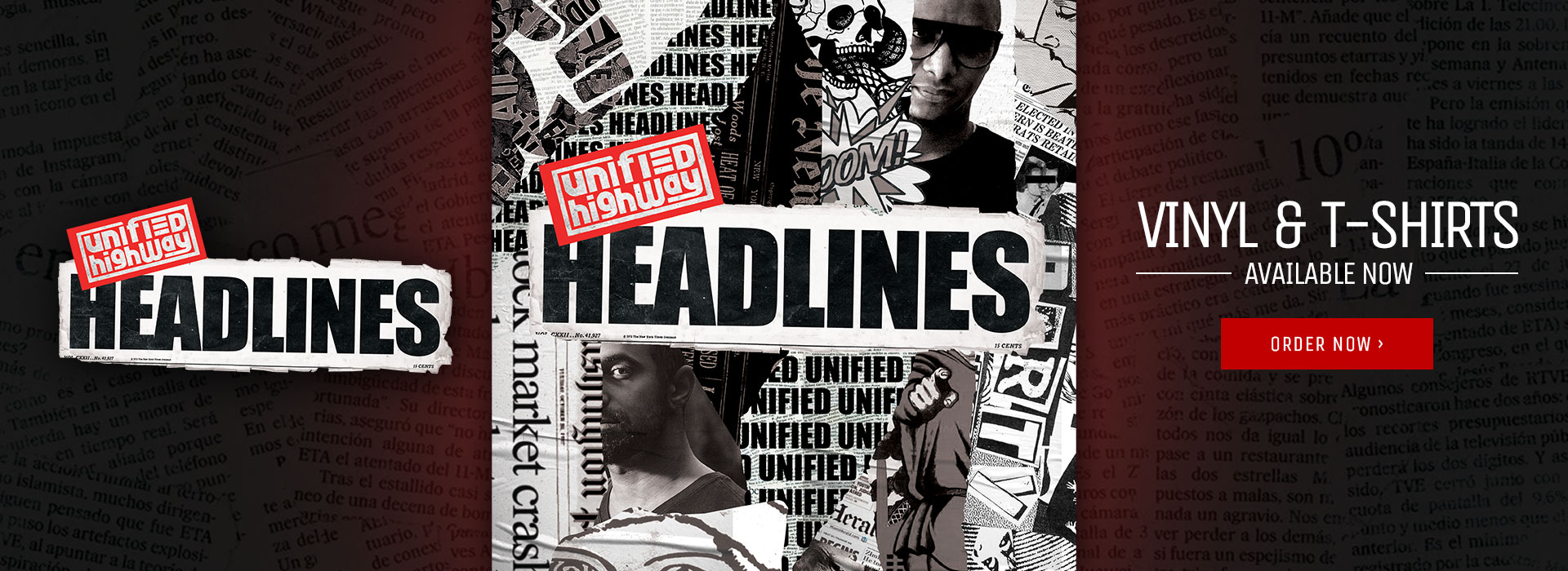 Unified Highway's Headlines available now.