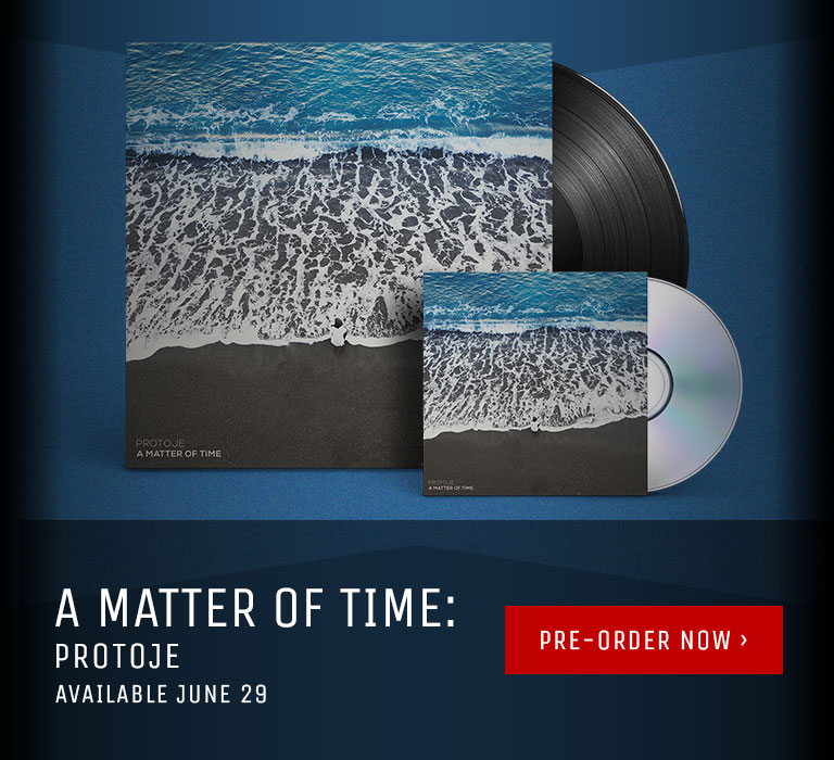 Pre-order Protoje: A Matter of Time today!