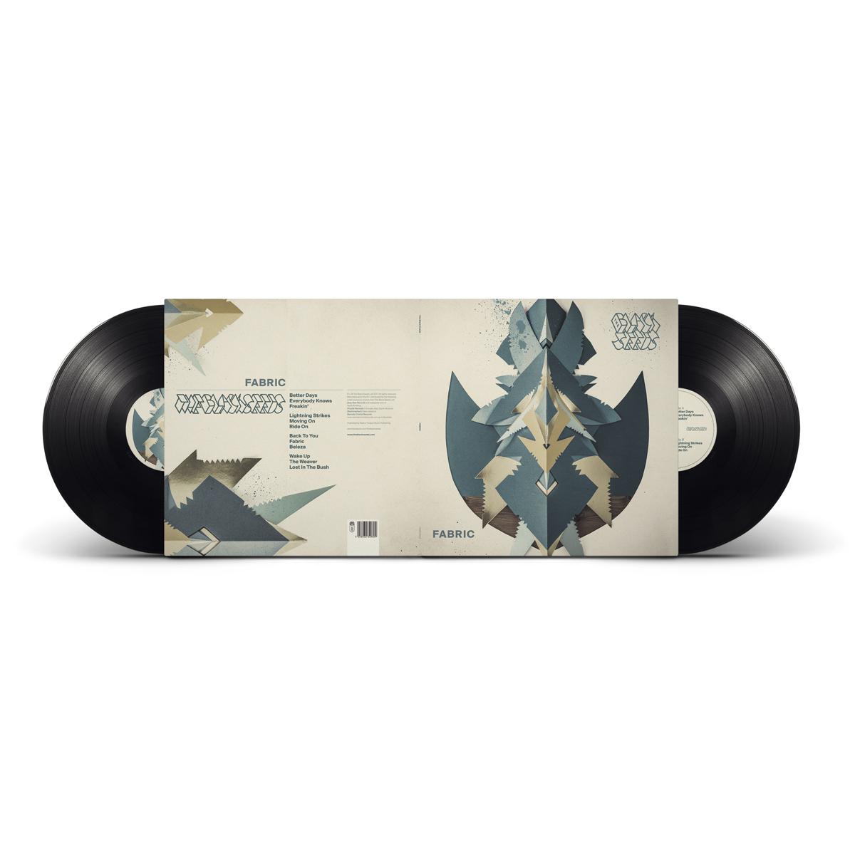 The Black Seeds – Fabric CD + LP Bundle