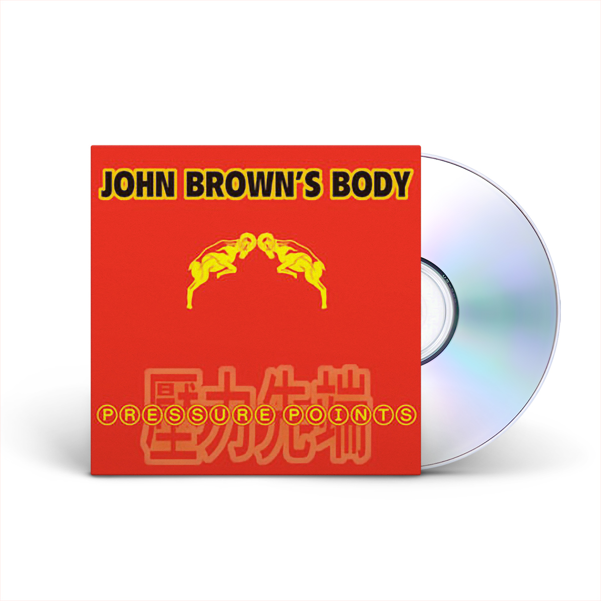 John Brown's Body - Pressure Points CD