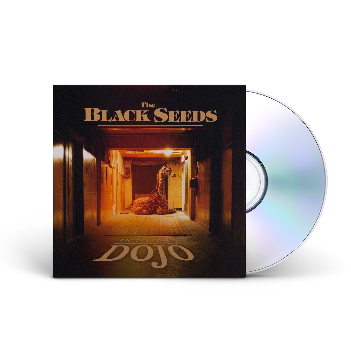 The Black Seeds - Into the Dojo CD