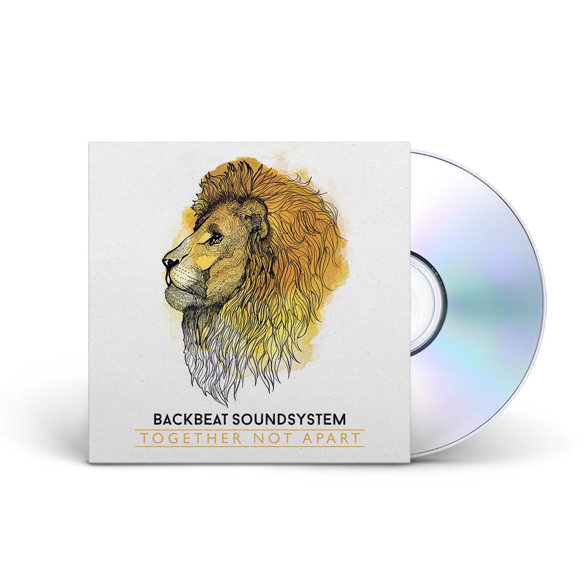 Backbeat Soundsystem – Together Not Apart CD