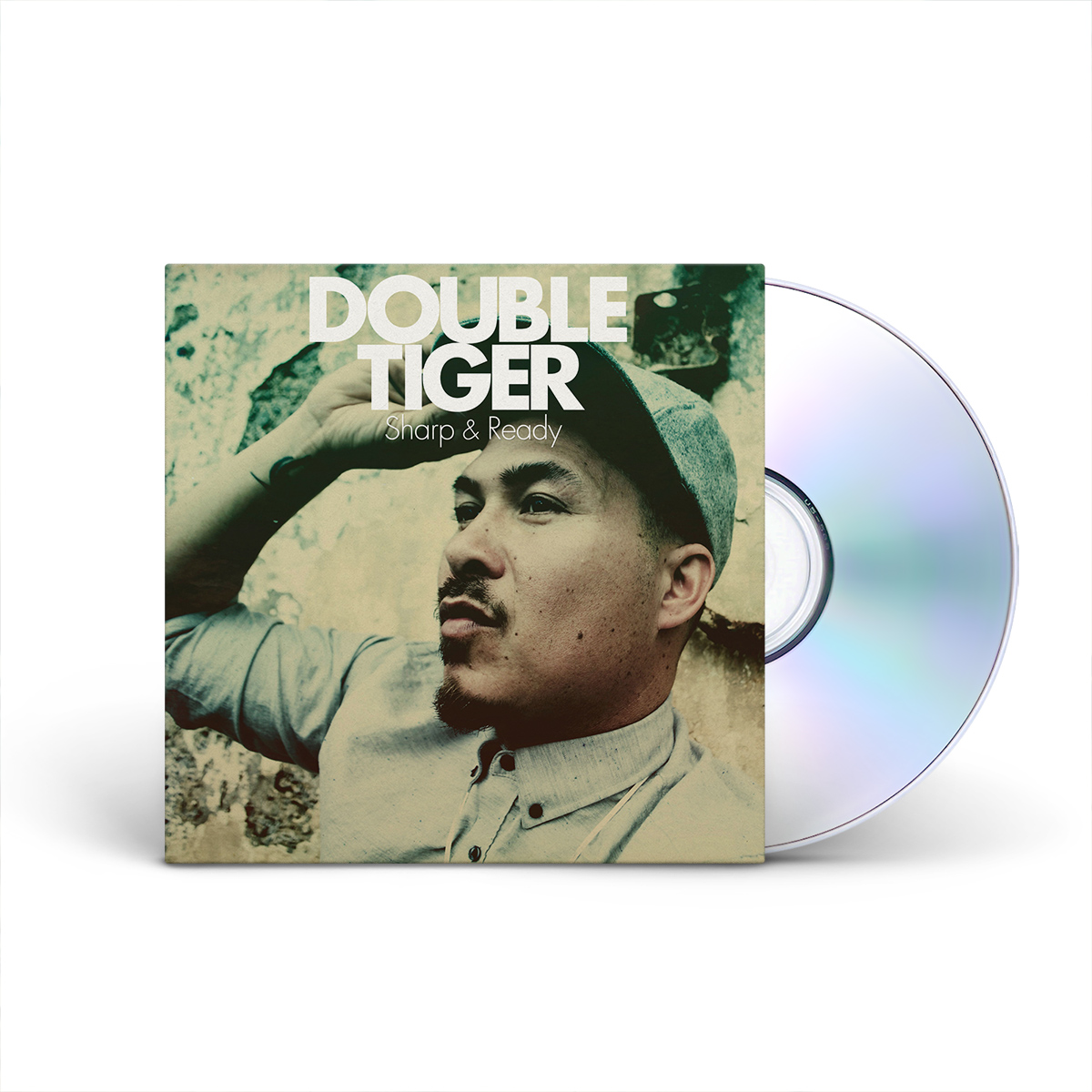Double Tiger – Sharp & Ready CD Signed