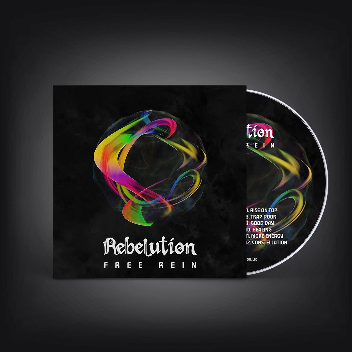 Free Rein CD