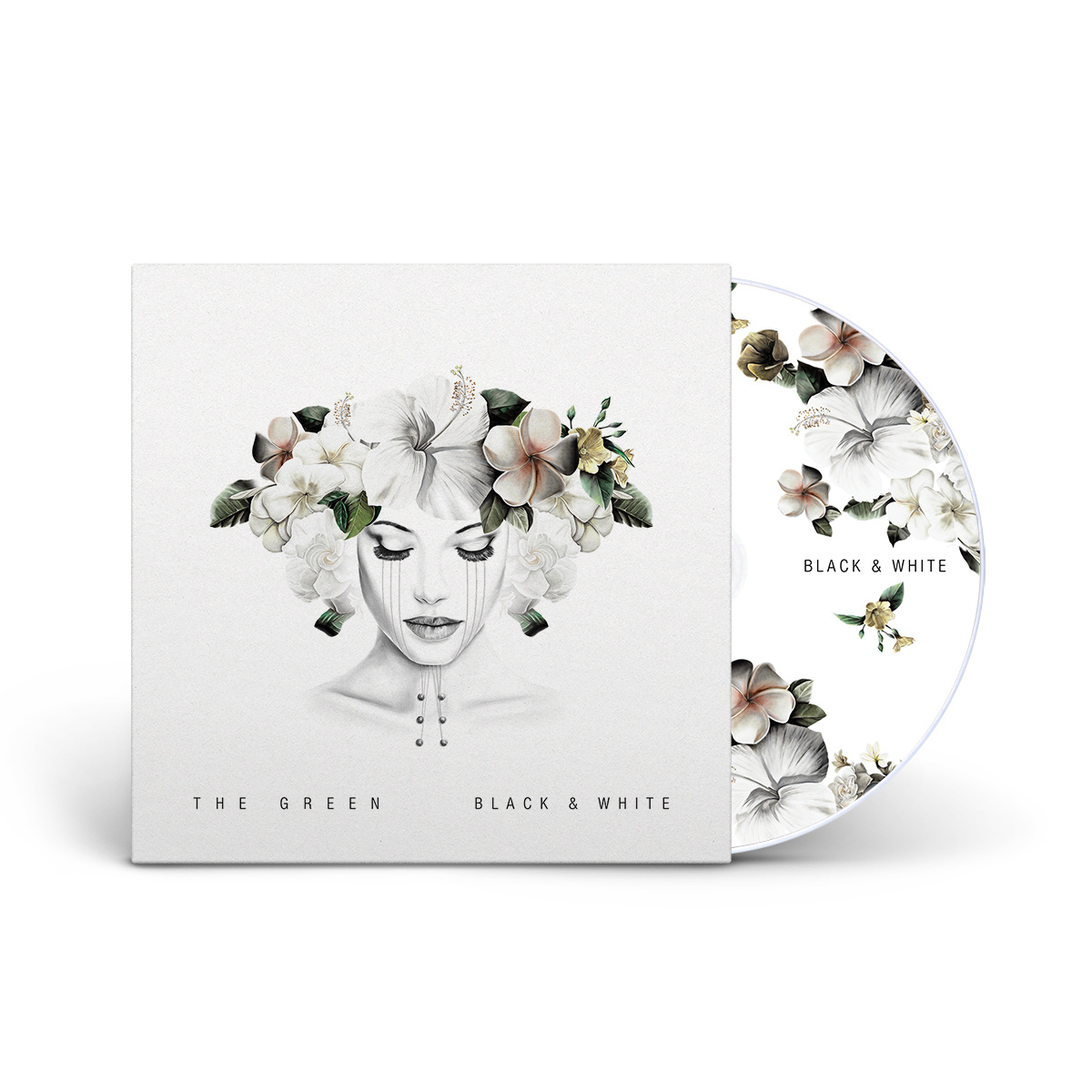 The Green: Black & White CD