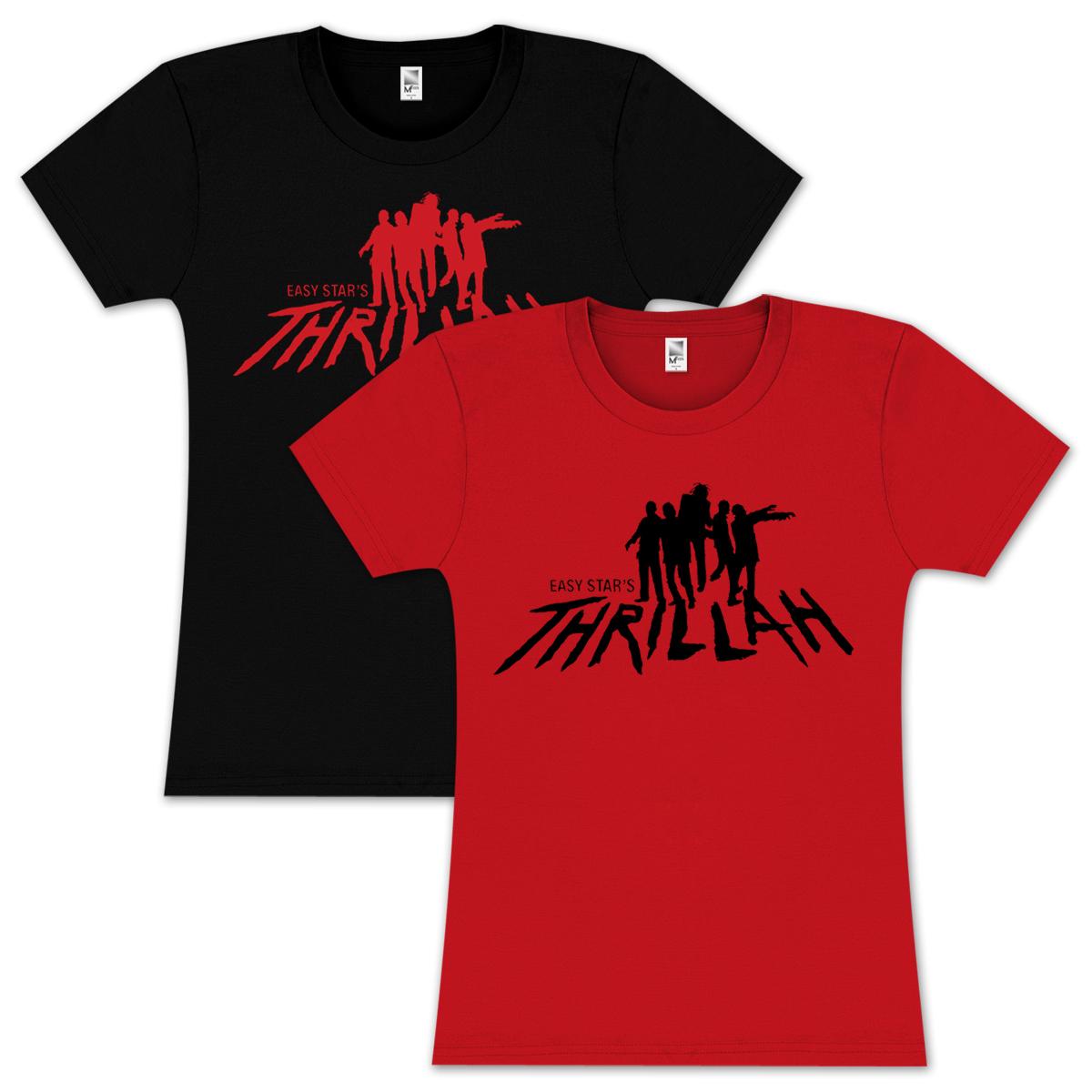 Easy Star Thrillah T-Shirt Women's