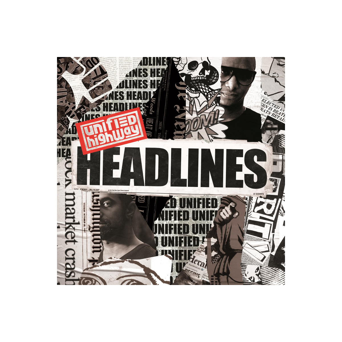 Unified Highway: Headlines Digital Download