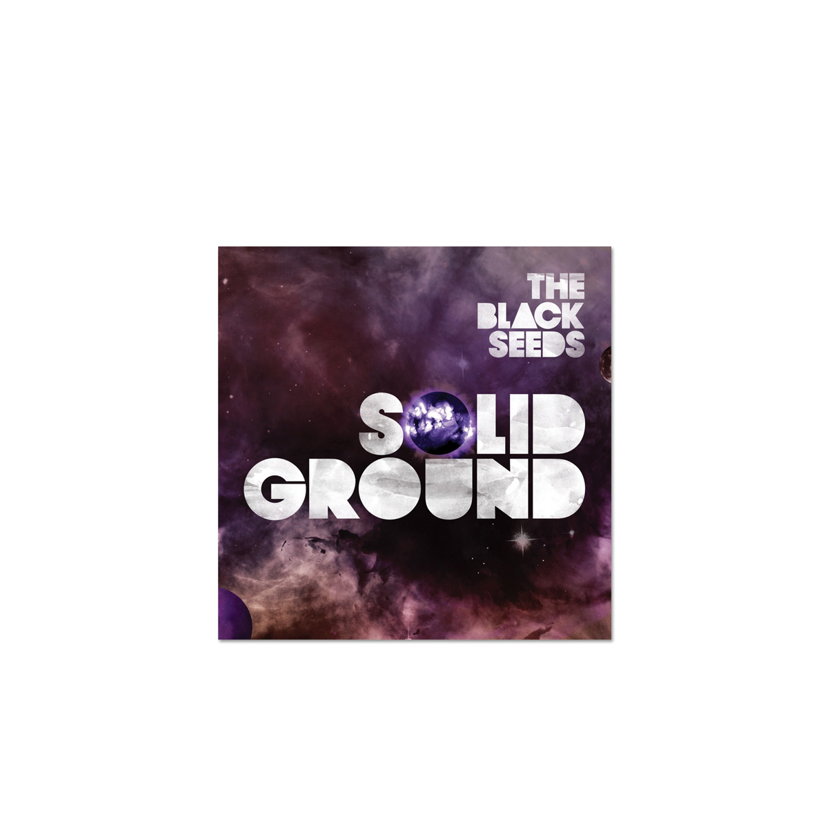 The Black Seeds 'Solid Ground' Digital Download