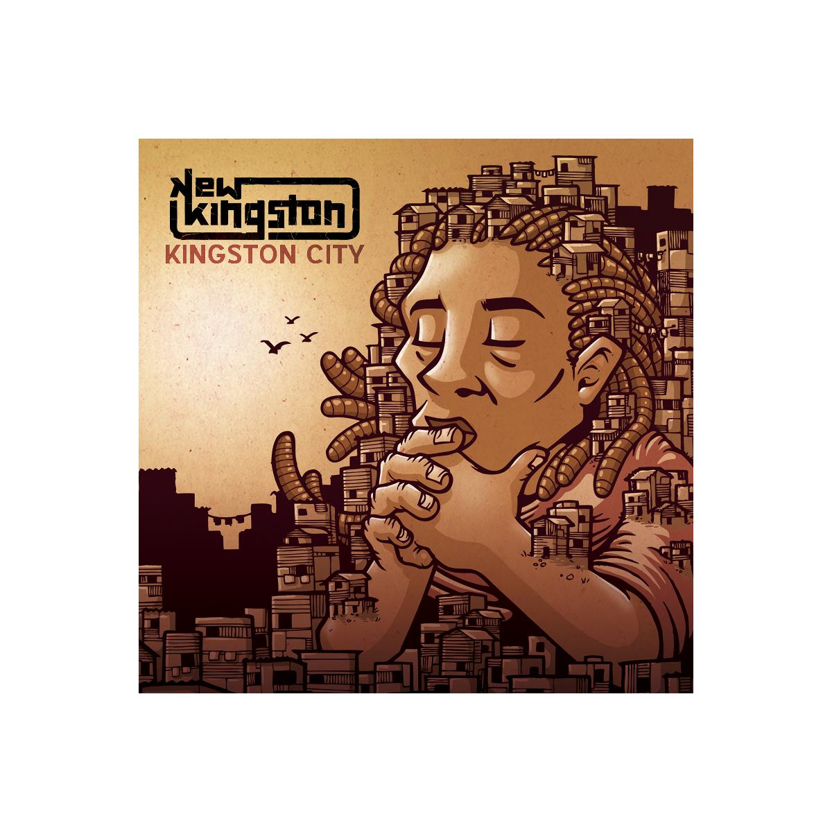 New Kingston - Kingston City Digital Download