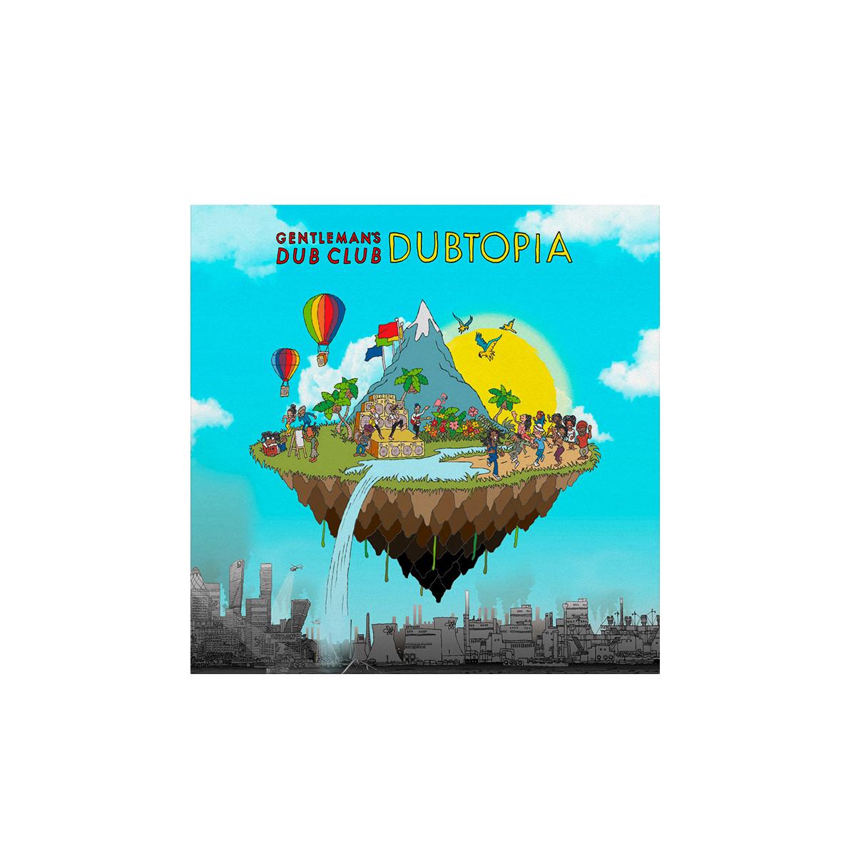 Gentleman's Dub Club - Dubtopia Album Download