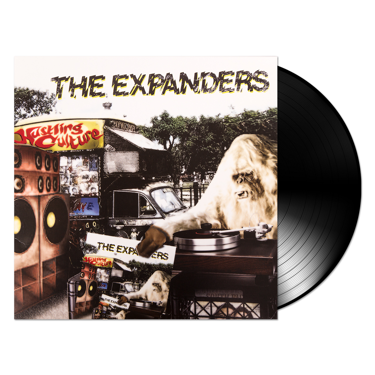 The Expanders Hustling Culture LP
