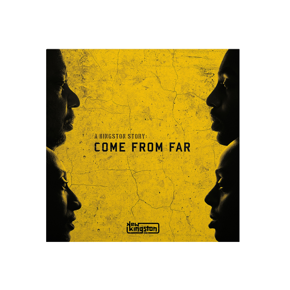New Kingston: Come From Far full album download