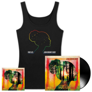 John Brown's Body Fireflies CD + LP + Women's Tank