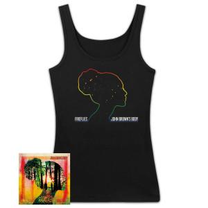 John Brown's Body Fireflies CD + Women's Tank