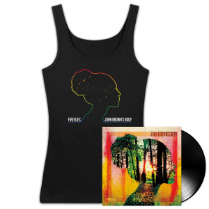 John Brown's Body Fireflies LP + Women's Tank