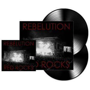 Rebelution Live At Red Rocks CD/DVD + 2-LP Vinyl Bundle