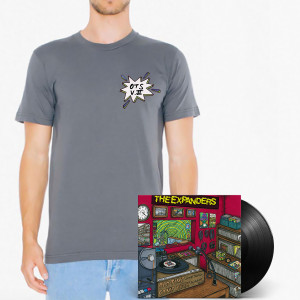 Old Time Something Come Back Again, Vol. 2 LP + T-shirt bundle