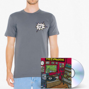 Old Time Something Come Back Again, Vol. 2 CD + T-shirt bundle