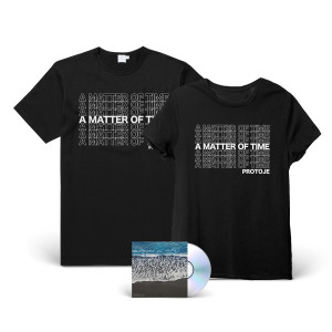 Protoje: A Matter of Time CD + Men's or Women's T-Shirt Combo
