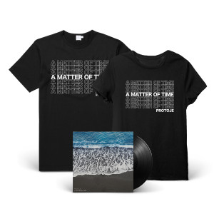 Protoje: A Matter of Time LP + Men's or Women's T-Shirt Combo