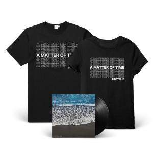Protoje: A Matter of Time LP + Men's or Women's T-Shirt Combo