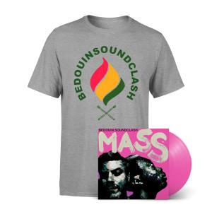 Bedouin Soundclash: Mass LP + T-Shirt Bundle