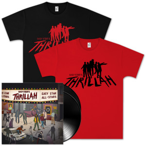 Easy Star All-Stars - Easy Star's Thrillah LP Bundle (Men's)