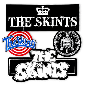 Skints Sticker Pack