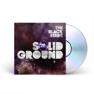 The Black Seeds 'Solid Ground' CD
