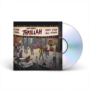 Easy Star All-Stars - Easy Star's Thrillah CD