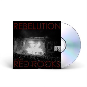 Rebelution Live At Red Rocks CD/DVD