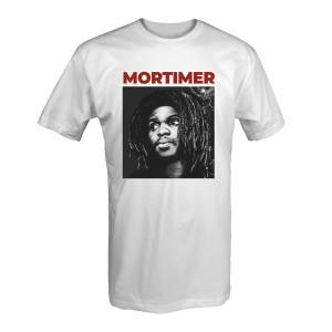 Mortimer Tee White