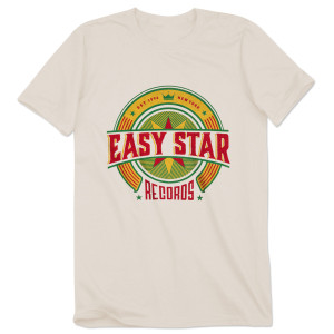 Easy Star Records Color Circle Logo T-Shirt
