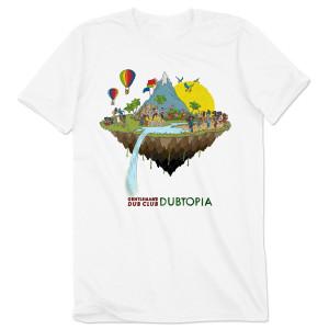Gentleman's Dub Club Dubtopia T-Shirt