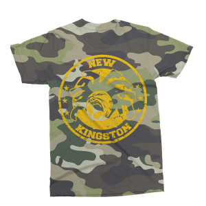 New Kingston: Come From Far Tee