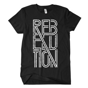 Rebelution – Linear Logo Tee