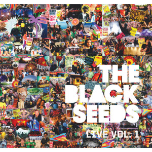 The Black Seeds - Live Volume 1 Digital Download