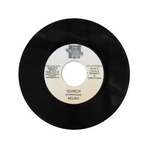 "Mojah ""Search"" 7"" vinyl single"