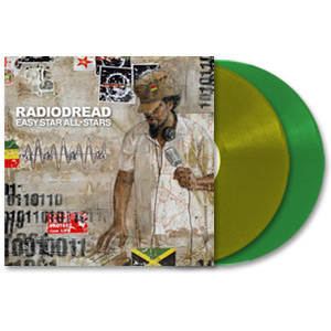 Easy Star All-Stars - Radiodread Colored Double Vinyl LP