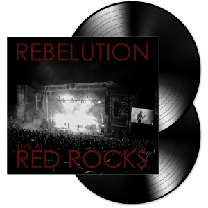 Rebelution Live At Red Rocks 2-LP Vinyl